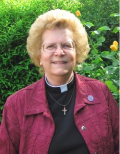 Bishop-elect, Suzanne Thiel, RCWP