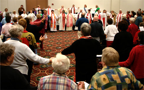 RCWP Liturgy at CTA National Conference
