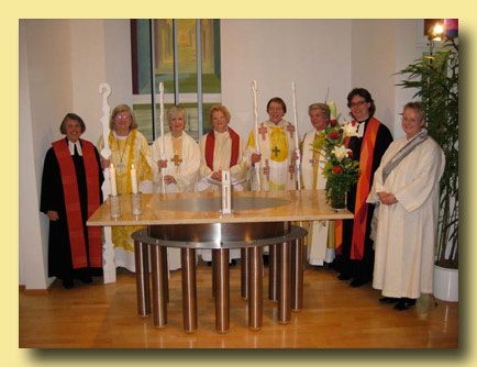 Photo of Ordinations, 2008